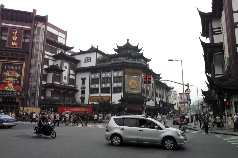 Исторический район Шанхая